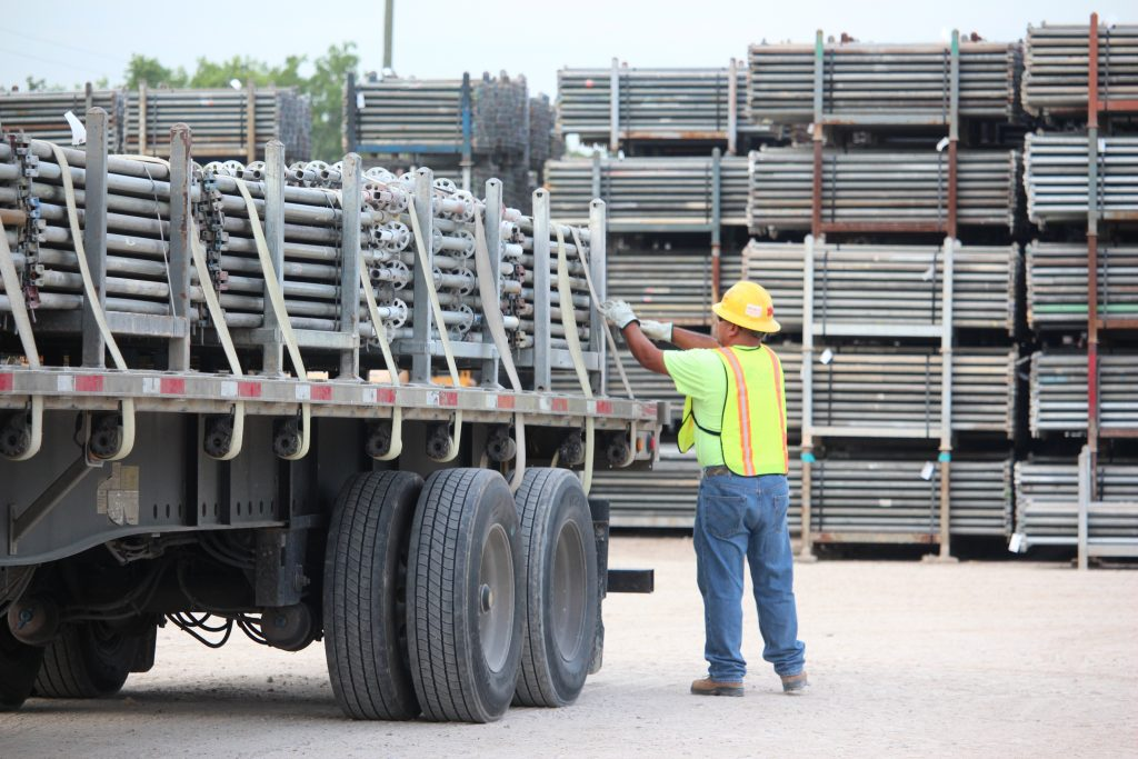 Largest Supplier of Scaffolding Systems in North America